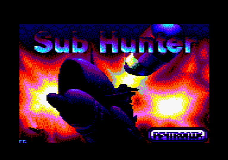 Sub Hunter loading screenshot
