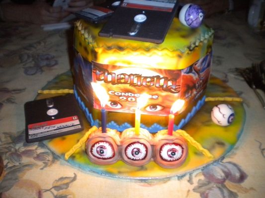 birthday's cake 1 of 4